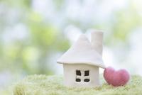 家の模型 11004120993| 写真素材・ストックフォト・画像・イラスト素材|アマナイメージズ