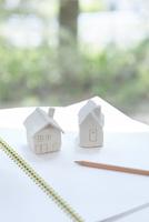 家の模型 11004121033| 写真素材・ストックフォト・画像・イラスト素材|アマナイメージズ