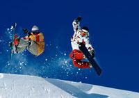 スノーボード 11007008417| 写真素材・ストックフォト・画像・イラスト素材|アマナイメージズ