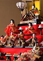雛人形 11007012681| 写真素材・ストックフォト・画像・イラスト素材|アマナイメージズ