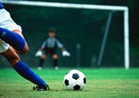 サッカー 11007012963| 写真素材・ストックフォト・画像・イラスト素材|アマナイメージズ