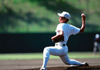 野球 11007013010| 写真素材・ストックフォト・画像・イラスト素材|アマナイメージズ