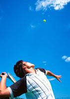 テニス 11007013036| 写真素材・ストックフォト・画像・イラスト素材|アマナイメージズ