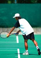 テニス 11007013042| 写真素材・ストックフォト・画像・イラスト素材|アマナイメージズ