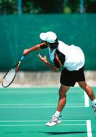 テニス 11007013043| 写真素材・ストックフォト・画像・イラスト素材|アマナイメージズ