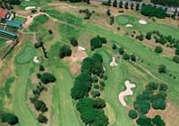 ゴルフ場 11007013084| 写真素材・ストックフォト・画像・イラスト素材|アマナイメージズ