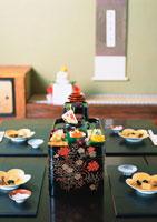 正月の食卓