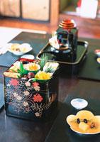 おせち料理 11007020949| 写真素材・ストックフォト・画像・イラスト素材|アマナイメージズ