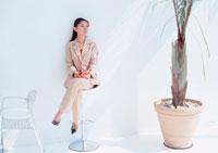 ビジネスウーマン 11007022894  写真素材・ストックフォト・画像・イラスト素材 アマナイメージズ