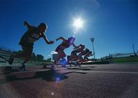 陸上競技 11007031549| 写真素材・ストックフォト・画像・イラスト素材|アマナイメージズ