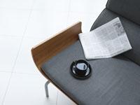 椅子とコーヒー