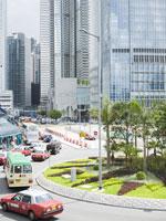 香港の町並