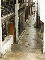 上海の路地