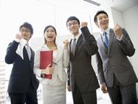 ビジネスチーム 11007056321| 写真素材・ストックフォト・画像・イラスト素材|アマナイメージズ
