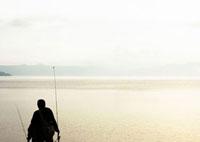 釣り 11007059833| 写真素材・ストックフォト・画像・イラスト素材|アマナイメージズ