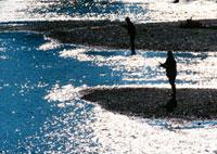 釣り 11007059860| 写真素材・ストックフォト・画像・イラスト素材|アマナイメージズ