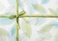 葉の模様のギフトイメージ