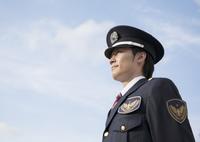 警備員 11007064742| 写真素材・ストックフォト・画像・イラスト素材|アマナイメージズ