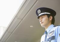 警備員 11007064824| 写真素材・ストックフォト・画像・イラスト素材|アマナイメージズ
