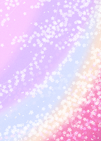 シダレザクラの色彩イメージ 11007065509| 写真素材・ストックフォト・画像・イラスト素材|アマナイメージズ