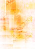 金色屏風と流水のイメージ