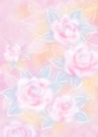 薔薇と和 11007065906| 写真素材・ストックフォト・画像・イラスト素材|アマナイメージズ
