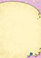 円窓取り方に桔梗