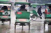 rickshaws 11010038826| 写真素材・ストックフォト・画像・イラスト素材|アマナイメージズ