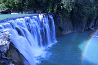 Shifenliao Waterfall