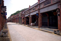 Old Street In Sanxia