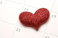 Calendar - Valentine's Day