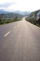 Mt. Huangshan, Road