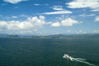 Nautical vessel at sea 11010041039| 写真素材・ストックフォト・画像・イラスト素材|アマナイメージズ