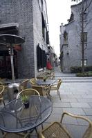Xintiandi, Sidewalk Cafe