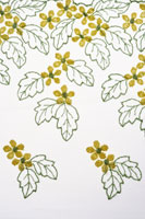 Floral Pattern Fabric