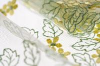 Floral Pattern Fabric 11010041215| 写真素材・ストックフォト・画像・イラスト素材|アマナイメージズ