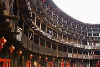 Fujian Tulou,Hsiaban Tulou Cluster,Hsiaban Village