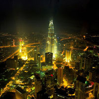 Petronas Towers,Malaysia