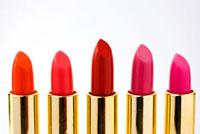Five Lipsticks