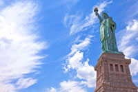 Statue of Liberty,New York City,New York State,USA,N