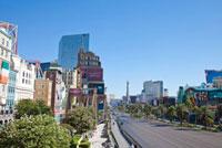 City Street,Las Vegas