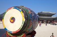 Asia, Korea, Seoul, Gyongbokkung,