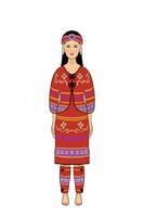 Aborigine, Females,
