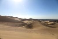 Mingsha Dunes, Dunhuang, Gansu Province, China, Asia, Desert