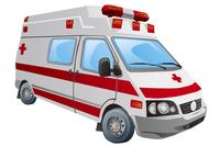 Ambulance, Illustration Technique,