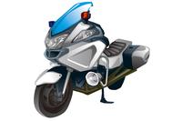 Motorcycle, Illustration Technique,
