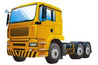 Vehicle Trailer, Illustration Technique,