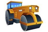 Land Vehicle, Illustration Technique,