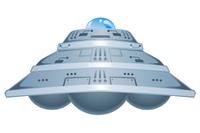 Illustration Technique, UFO,