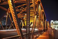 Shanghai, China, Asia, The Bund, Garden Bridge, 11010049963| 写真素材・ストックフォト・画像・イラスト素材|アマナイメージズ